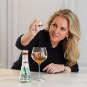 Kamila Kolibri with new Kolibri Drinks