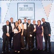 UK Packaging Awards Beatson Clark