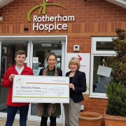 Beatson Clark Donates to Rotherham Hospice