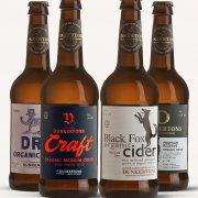 Beatson Clark 500ml Beer Dunkertons Cider