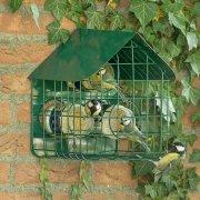 Glass Jars for Sustainable Bird Feeder