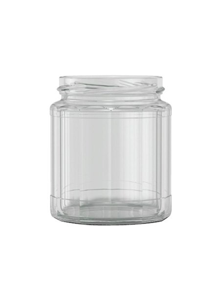 300ml Dodecagon Jar