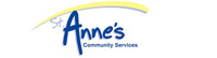St Anne's Community Services logo