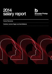 HR Salary Survey 2014
