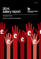 Accountancy & Finance Salary Report 2014