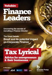 Yorkshire Finance Leaders Issue 7