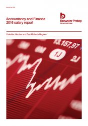 Accountancy & Finance Salary Report 2016