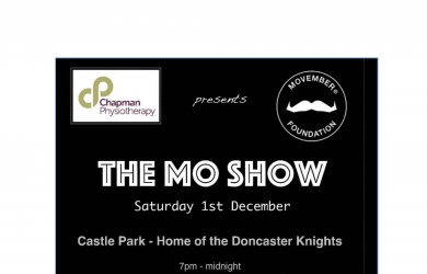 The Mo Show - Saturday 1st December 2018