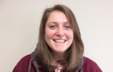 Meet Elly Kirk - a new addition to our physiotherapist team