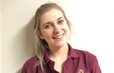 Meet Megan Walsh - a new addition to our Physiotherapist Team